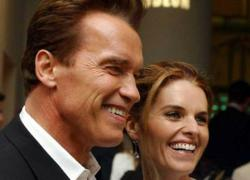 "Schwarzenegger and Shriver at ""Terminator 3"" Premiere"