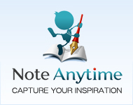 Note Anytime for iPad