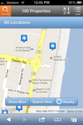 Amelia Island, Mobile Real Estate Search