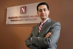 Dr. Naderi Washington DC cosmetic surgeon