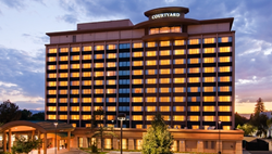 The Courtyard by Marriott Cherry Creek Hotel