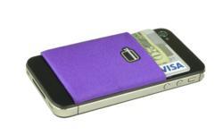 CardNinja Card Ninja wallet smartphone combine