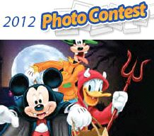 Win 2 nights in a 3 star hotel near Disney, 2 one day base tickets to a Disney park and 2 adult tickets to Mickey's Not So Scary Halloween Party