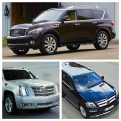 autoMedia.com Luxury SUV Comparison