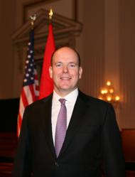 Prince Albert of Monaco to attend Patrons Ball