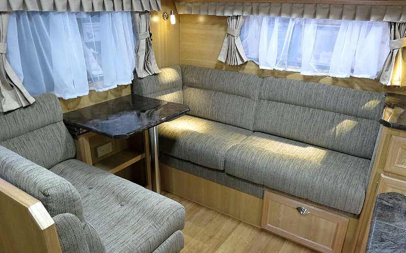 rv upholstery brings new caravans back to life with upholstery restoration service