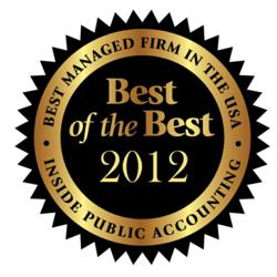 Best accounting firm Boston