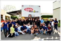 Bisnar Chase sponsors food giveaway