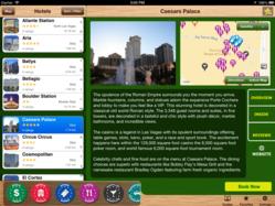 TravelVegas iPad v. 2.0