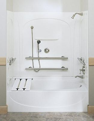 Acclaim ADA Approved Shower Tub From Sterling ...
