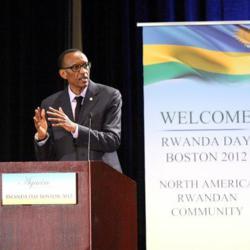 Kagame,rwanda president