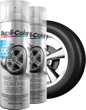 The NEW TireShine Coating from Dupli-Color® lasts 5x longer... order today at TireShine5X.com