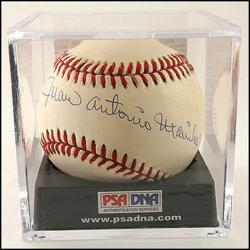 Police Auctions website Policeauctions.com Juan Marichal baseball