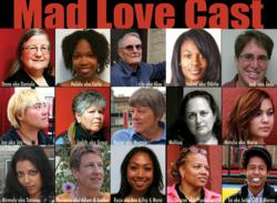 "All Women Cast of ""Mad Love"""