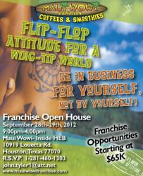 Franchise Opportunities at Maui Wowi Hawaiian