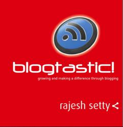 BLOGTASTIC: Growing and Making a Difference Through Blogging