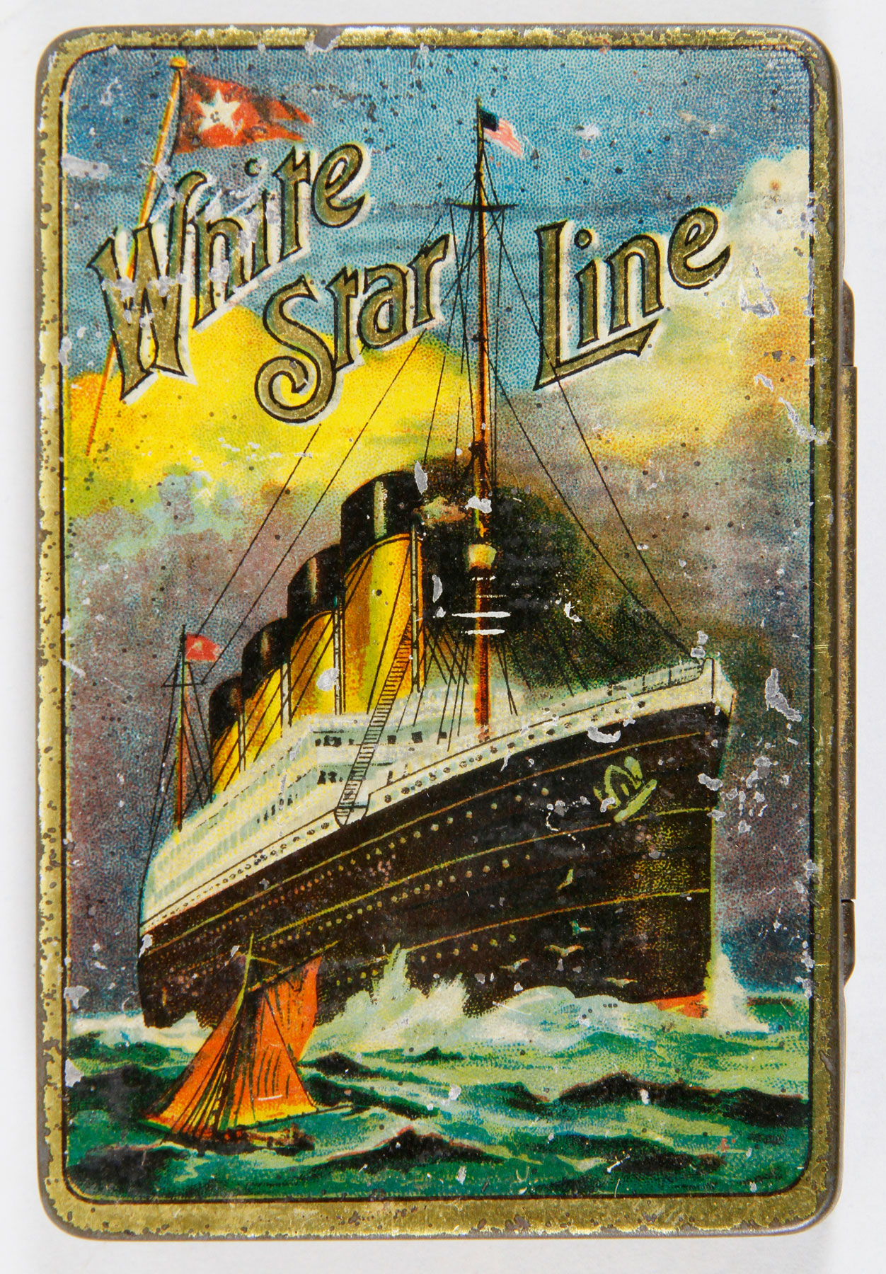 Oceanliner Memorabilia And Nautical Auction Featuring An