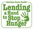 Carolina Farm Credit Employees Donate to Local Food Banks