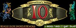 International Oddities Logo pic