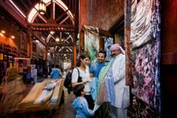 Mövenpick Hotel Deira - Family Souq experience Local Flair
