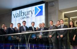 Valbury Capital joins the London Stock Exchange