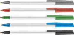 Envirostick Extra Ballpen - made from recycled polystyrene and ecoallene