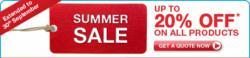 Summer Sale 20-20