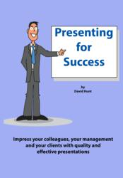 Presenting for Success front cover