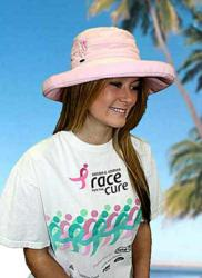 Breast Cancer Walker Hat