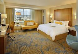 Los Angeles luxury hotel, Los Angeles hotel package