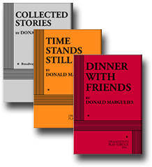 New Donald Margulies e-Scripts on the Scene Partner WebStore