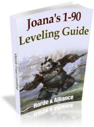 Joana's World Mists of Pandaria Guide