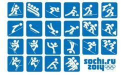 Sochi 2014 Reveals its Pictograms