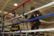 Ed Burris in Ring
