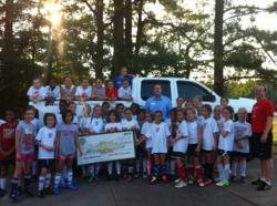 Jim Ellis Chevrolet supports CFC East Soccer Club
