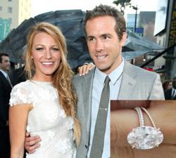 Blake Lively Ryan Reynolds Get Married