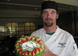 Jason Thornton, SLCC Culinary Arts Graduate