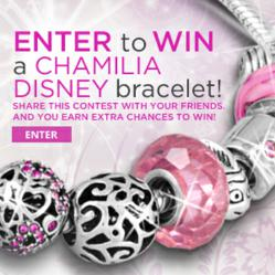Photo of Chamilia Disney Beads Contest Promo