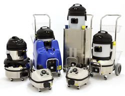 Steam Cleaners and Steam Vacuum Cleaners - Daimer KleenJet Series