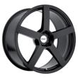 TSW Alloy Wheels - the Panorama in Matte Black