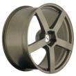 TSW Alloy Wheels - the Panorama in Matte  Bronze