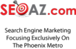 Phoenix Internet Marketing Firm, SEOAZ.com, Announces New Client:...