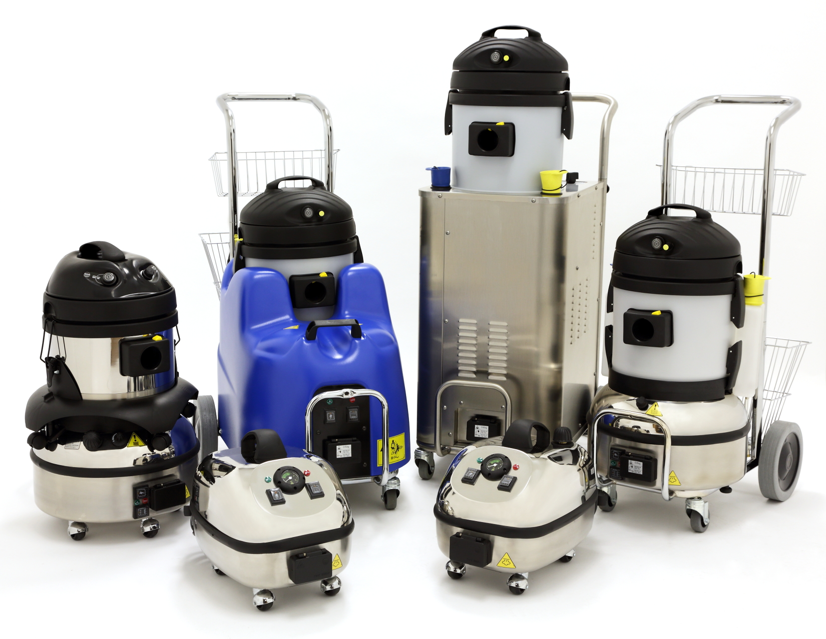 Daimer Announces Vapor Steam Cleaner Models And Explosive