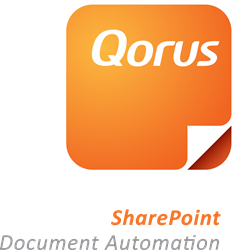 Qorus: SharePoint Document Automation