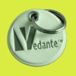 Vedante Glow in the Dark ID Tag - just write your pets info in permanent ink on the back