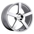 TSW Alloy Wheels - the Panorama in Silver