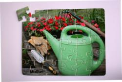 26-large piece Garden Puzzle by MindStart