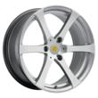 Smart Car Wheels by Genius - the Newton in Silver