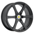 Smart Car Wheels by Genius - the Newton in Black