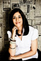 Photo of Anita Potgieter, COO of FOXit